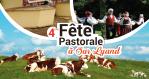 Fête pastorale Sur Lyand